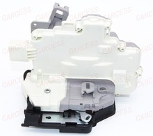 3C4839015A C4 839 015A REAR LEFT CENTRAL DOOR LOCK ACTUATOR MECHANISM FIT FOR VW PASSAT B6 SKODA SUPERB A4 A5 Q5 Q7 TT 8 PINS
