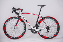 2015 Costelo RIO carbon road bicycle complete cheap road bikes T1000 bicicleta carbono DIY complete bicycle carbon road bicycle