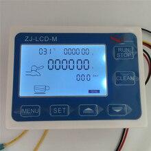 Управление расходомер ЖК-дисплей Дисплей zj-ЖК-дисплей-М-экран для датчик расхода