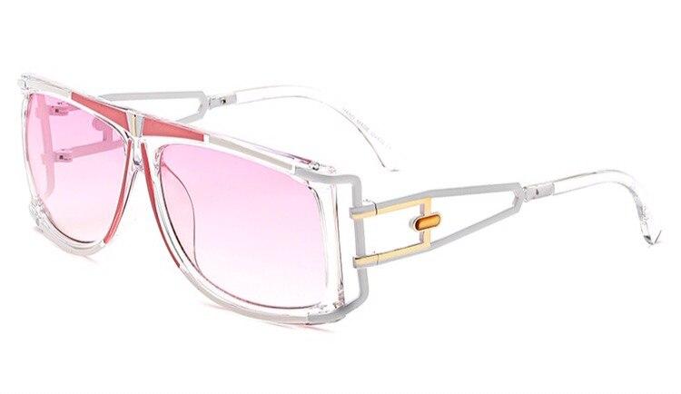 22e96d71bf IMAKEFASHION Quadrado Do Vintage Óculos De Sol para Homens e Mulheres  Designer de Marca Tons Frescos JWW206