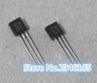 BJT NPN 50pcs//lot Security Accessory BJT 2SA970 2SC2240 25PCS* A970 +25PCS* C2240 TO-92 Bipolar Transistors