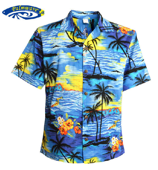 Summer 2014 Men S Plus Size Cotton Short Sleeved Beach