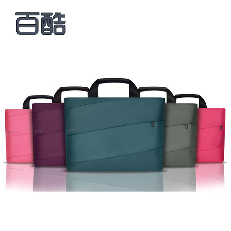 Ms. boutique selling Cartinoe shoulder computer bag in the Korean version of the 15-inch computer bag liner bag has a shoulder