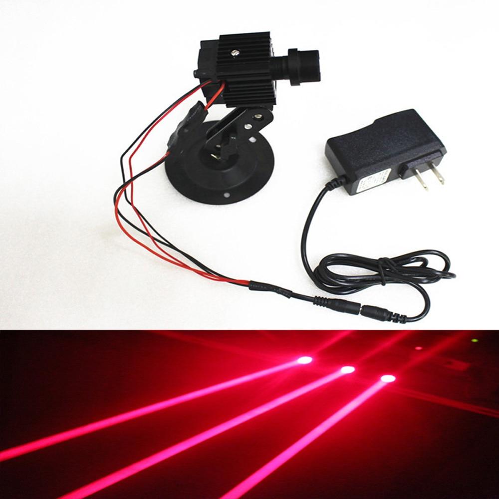 650NM 200mW 700mW High Power Long Time Lighting Line Red Laser Fine Light Laser Module