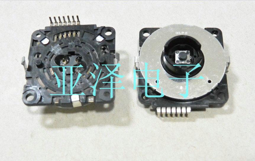 10 PCS/LOT les alpes originales SRGPTJ0500 alpes micro type interrupteur de réinitialisation interrupteur tournant autour de la navette