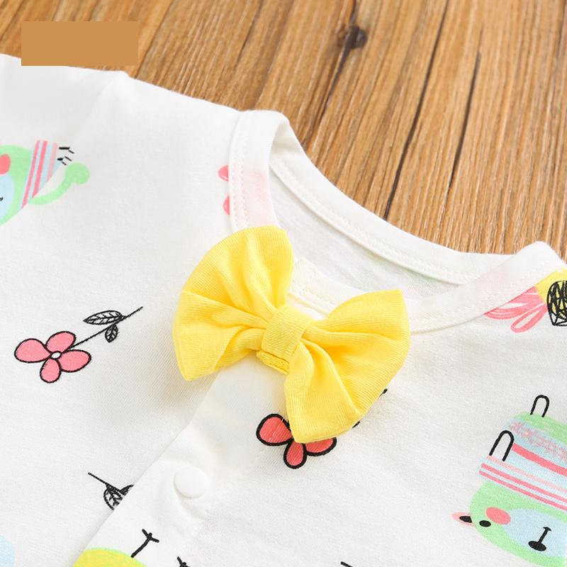 DenimSeason 0-36m Summer Baby Rompers Baby Jumpsuit Cotton Newborn Jumpsuit Baby Girls Rompers Fantasia Clothes Infantil Onesie
