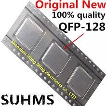 (2 peças) 100% novo chipset it8585e fxa fxs QFP 128