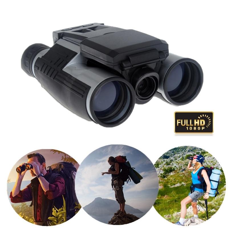 DB638 Digital Telescope Zoom 10x HD Binocular 1080P digital Camcorder 1.5'' TFT CMOS 5MP video camera