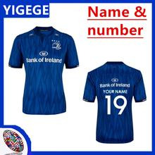 327882de635 LEINSTER HOME JERSEY 2018-19 LEINSTER rugby Jerseys Ireland IRFU Rugby 2018/19  Home