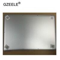 GZEELE Новый для Macbook Pro 13 A1278 чехол для задней части корпуса задняя крышка 2009 2010 2011 2012 Нижняя чехол