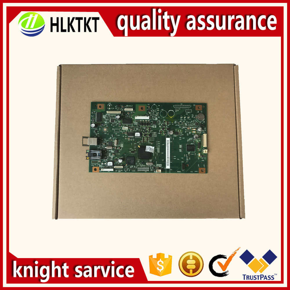 Original CC368-60001 Formatter board for HP laserjet M1522nf 1522NF Formatter Pca Assy logic Main Board MainBoard mother board laserjet main board for hp m351 m351a ce794 60001 formatter board mainboard