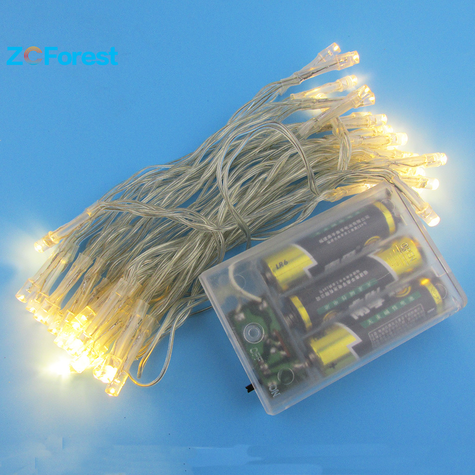 online get cheap battery operated outdoor christmas lights - Battery Operated White Christmas Lights