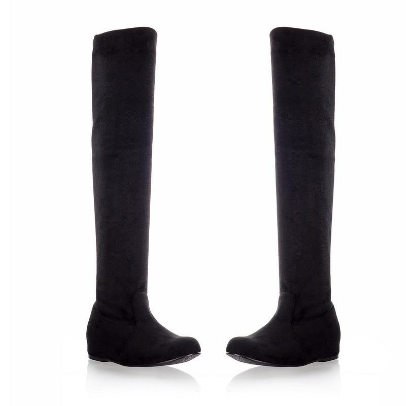 Aliexpress.com : Buy 2015 spring new riding boots flat heel sexy ...