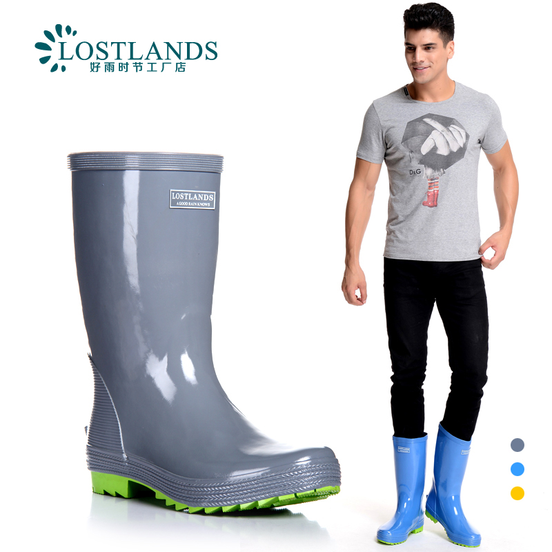 Popular Mens Rain Boot-Buy Cheap Mens Rain Boot lots from China ...