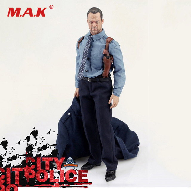 Full set action figure 1/6 Scale Art Figures AF009 Bruce Willis Action Figure Toy With Man Head and Suits Toys