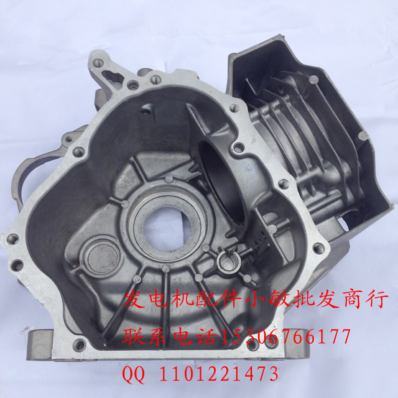 gasoline generator accessories section EF6600 MZ360 185F engine crankcase bodygasoline generator accessories section EF6600 MZ360 185F engine crankcase body