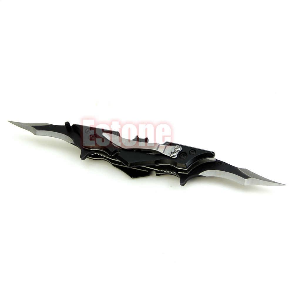 Новинка 2019, уличный складной нож с двумя двойными карманами Бэтмен, инструмент для Темного рыцаря