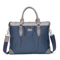 Nylon Waterproof Handbag Business Casual Briefcase Man Bag Shoulder Bag Business Trip Computer Bag