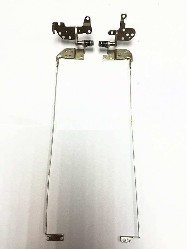SSEA Nouveau LCD Charnières L + R Set pour Toshiba Satellite L50 L50-A L50-A040 L50D-A Tactile Écran charnières Livraison Gratuite
