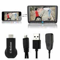 128MB HDMI TV Vara Dongle Mirascreen Airmirroring para Windows10 Adaptador Wi-Fi Receptor Exibição DLNA Airplay Miracast