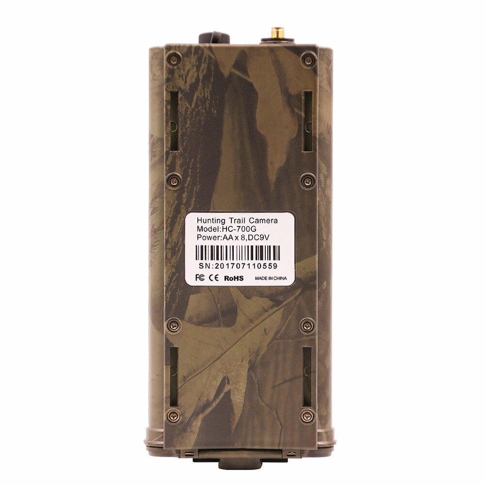 HC700G Hunting Camera 3G GPRS MMS SMTP SMS 16MP 1080P 120 Degrees PIR 940NM Infrared Wildlife Trail Cameras Trap (10)
