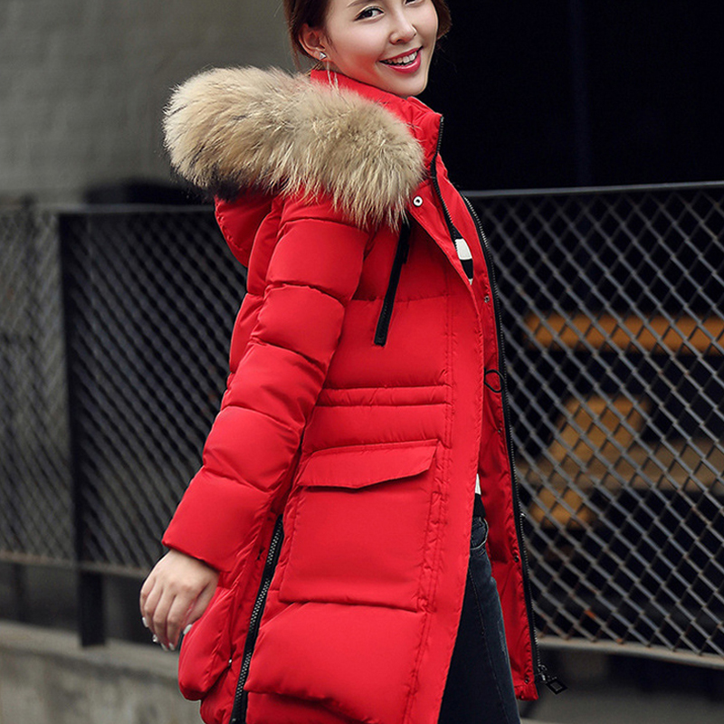 Winter Warm Maternity Coats Female Down Jackets For Pregnant Women Fur Collar Outwear Coat Women's Jacket Clothes For Pregnancy