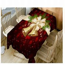 3D digital red print Valentine's day party rectangle resturant waterproof oilproof tablecloth table cloth cover недорого