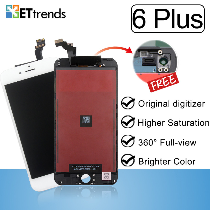 5pcs/lot 100% Original OEM Lcd Digitizer For iPhone 6 Plus LCD Touch Digitizer Glass Screen Assembly Replacement DHL Free Ship5pcs/lot 100% Original OEM Lcd Digitizer For iPhone 6 Plus LCD Touch Digitizer Glass Screen Assembly Replacement DHL Free Ship