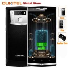 OUKITEL K10000 PRO MTK6750T Octa Core 5 5 Inch FHD 10000mAh 4G font b SmartPhone b