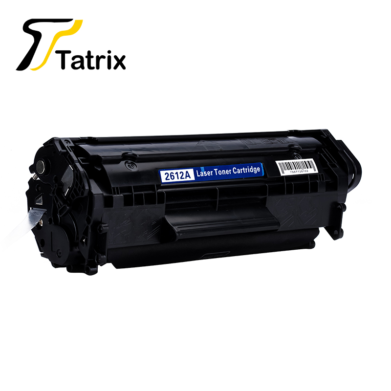 Tatrix Q2612A 12A Тонер картриджі HP LaserJet 1010 1012 - Кеңсе электроника - фото 4