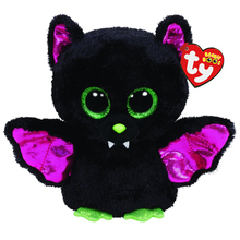"Ty Beanie Boos Black Bat Plush Doll Toys for Children Collection 6"" 15cm"