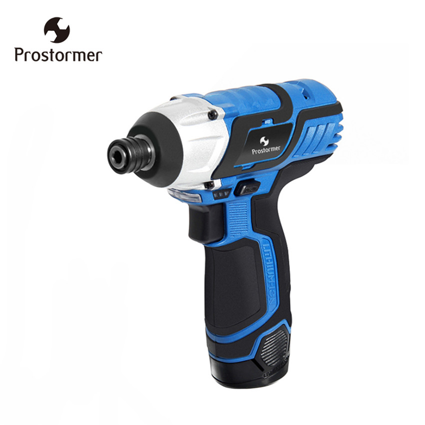 Prostormer 12V Electric Screwdriver Fast Charging Lithium Battery Small Household Cordless Screwdriver Household Power Tools mooncase чехол для alcatel one touch поп с3 флип pu держатель карты стенд кожаный чехол обложка feature no a01
