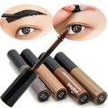 Nueva Llegada de 4 Colores de Cejas Rimel Crema Gel de Ojos de la Sombra de Ojos Maquillaje Herramientas de Belleza Ceja Impermeable Marrón Cejas Enhancer