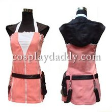 Kingdom Hearts II 2 KAIRI Cosplay Costume