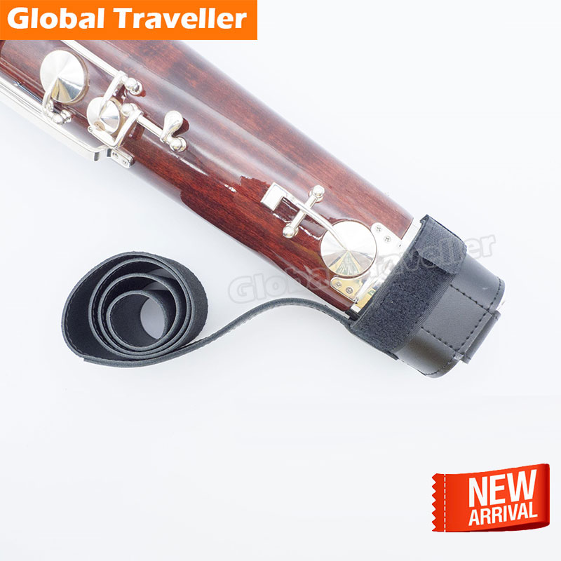 1 piece Bassoon strap adjustable cup bassoon strap leather bassoon seat strap1 piece Bassoon strap adjustable cup bassoon strap leather bassoon seat strap