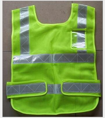 hxy11 Safety protective clothing commands reflective protective vest road traffic harness