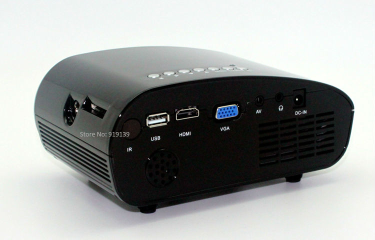 projector black color pic 3