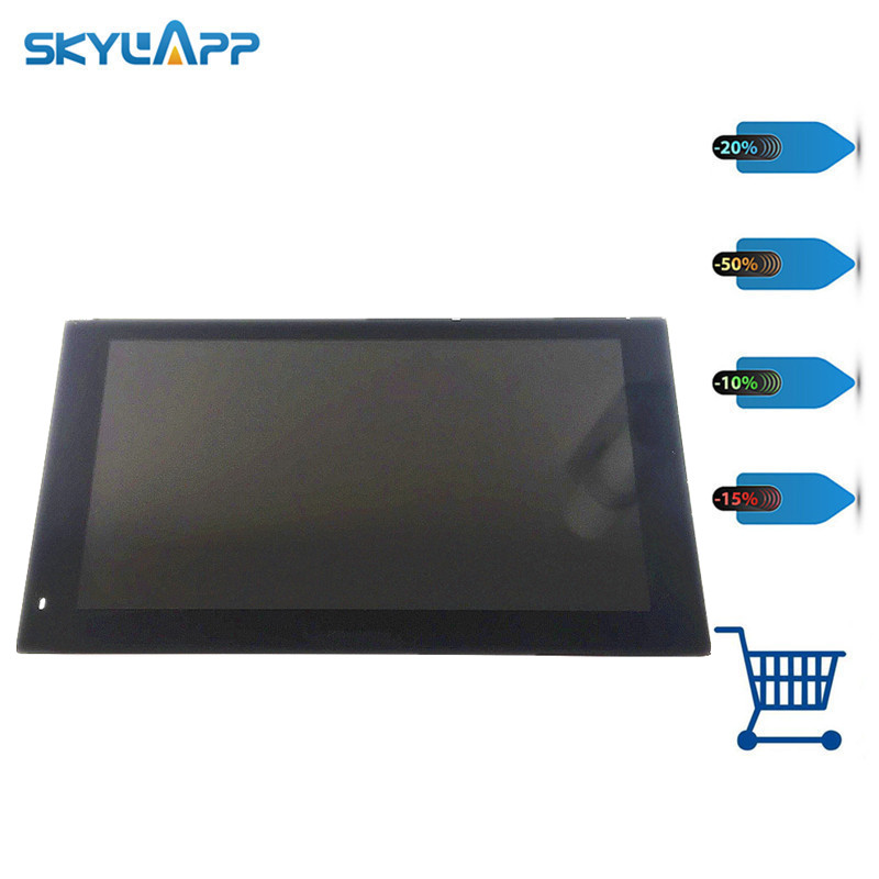skylarpu 6 inch LCD screen for Garmin nuviCam LMT HD GPS Navigation display screen with touch screen digitizer panel все цены