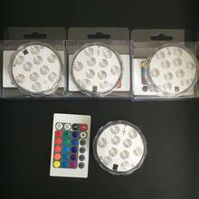 3AAA батарея работает кальян для курения кальян светодиодный свет подставка под сосуд 7 см разноцветный кальян светодиодный свет W/пульт дистанционного управления