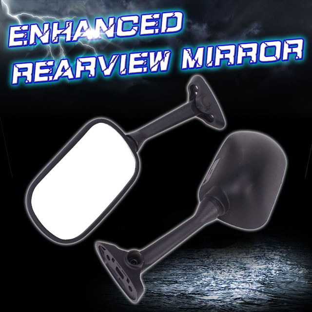 Mirrors Rear View Mirror Inverted For Honda VFR800 2002 2003 2004 2005 2006 2007 2008 VFR 800 Motorcycle Accessories