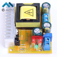 DC DC 45 390V Step Up Power Supply Module Double Output High Voltage Boost Adjustable Capacitive
