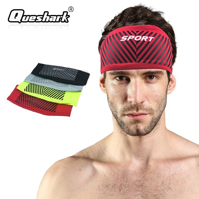 Headband Skull Pirate Headwear Sport Sweatband Yoga Head Wrap for Men Women