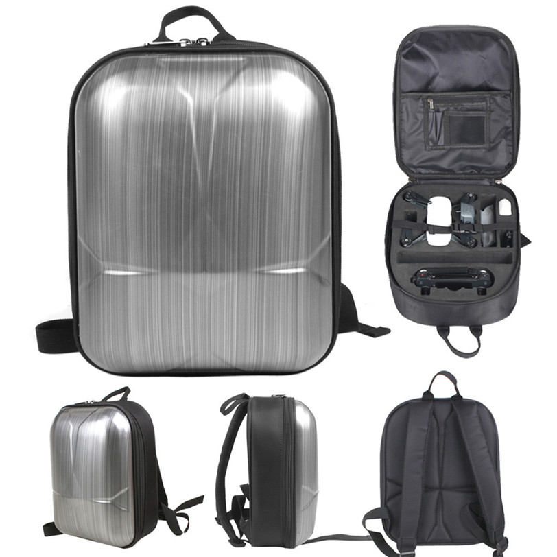 Hard Shell Carrying Backpack bag Case Waterproof Anti-Shock For DJI SPARK Jul17 Professional Factory Price Drop Shipping