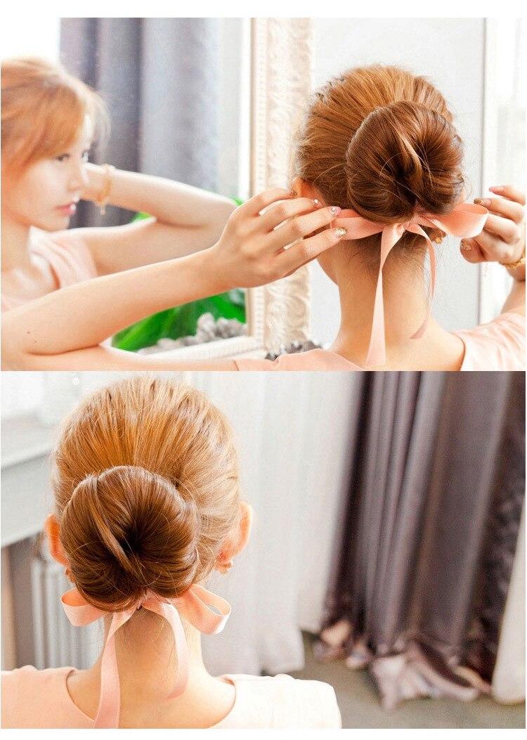 1PC Μαλλιών Braider Magic Sponge Εύκολη DIY Hair Styling - Περιποίηση και στυλ μαλλιών - Φωτογραφία 3