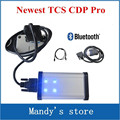 NEW !!! CDP with Bluetooth ! Best quality for version 2015.3 R3 Scanner TCS CDP Pro Plus +3 in 1 for cars&trucks&Generic