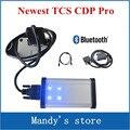 NEW!!! CDP с Bluetooth! лучшее качество для версии 2015.3 R3 TCS Сканер CDP Pro Plus 3 в 1 для автомобилей и грузовиков общие