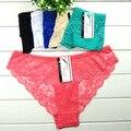 Mujeres Tanga Tanga Tangas Calzoncillos VS Secreto Marca Seamless bragas briefs t volver underwear ultrafino m l xl rosa 86800