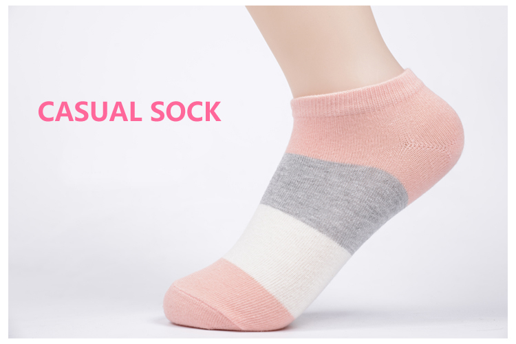 Hot sale!1lot=10pcs=5pair cotton socks cute polka dot women socks soft candy invisible short socks hosiery female Wholesale 6
