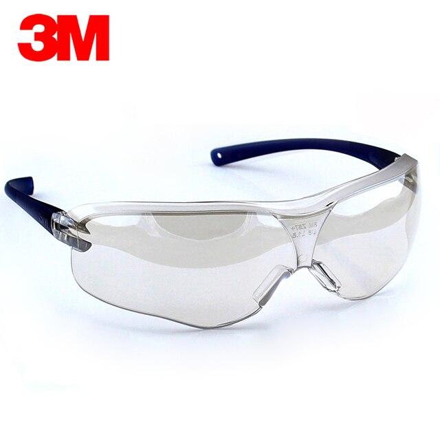 3 m 10434 Óculos de Segurança Óculos Anti-vento areia Nevoeiro choque  Resistente À Poeira bdfb9df4fd