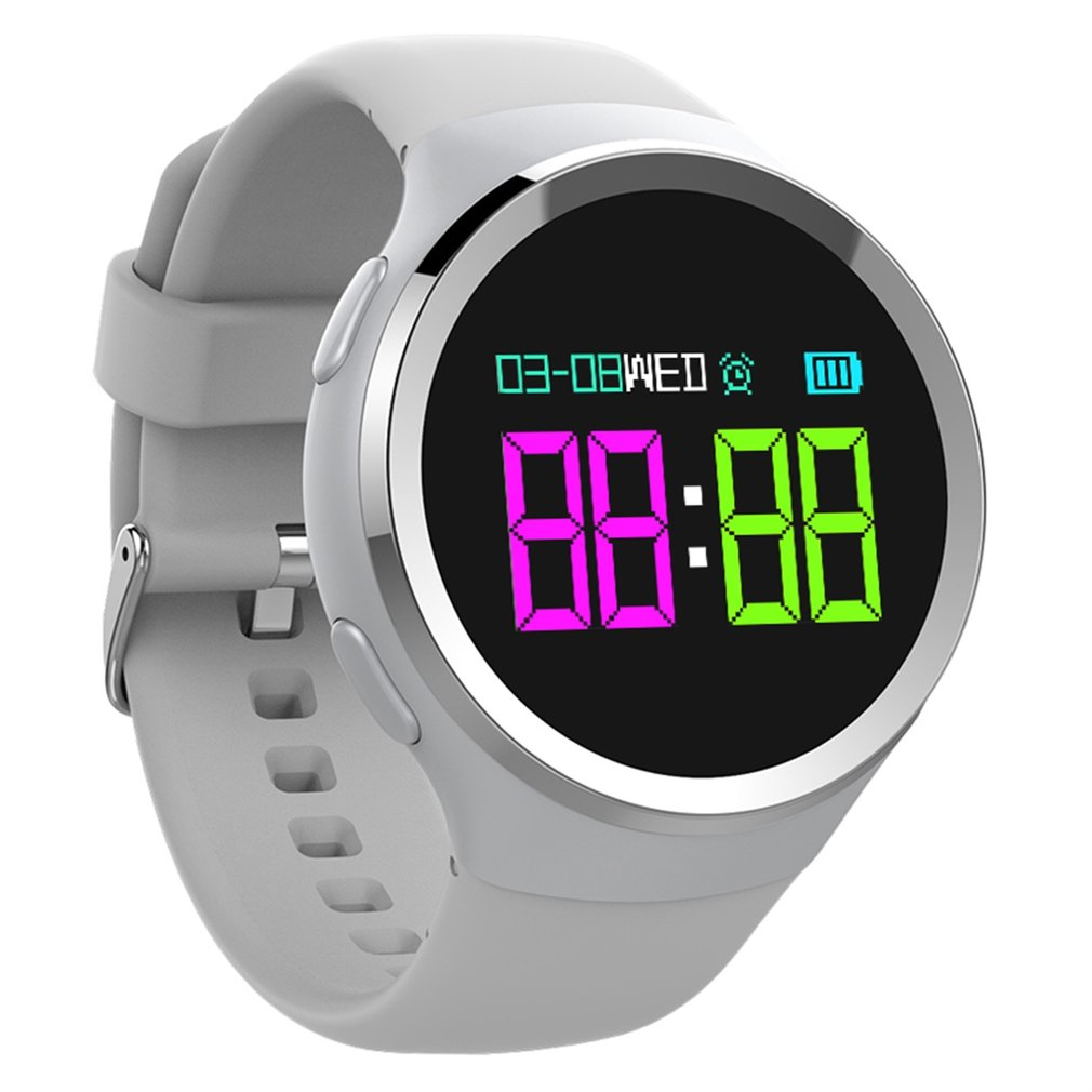 2018 OLED Screen N69 Bluetooth Smart Watch 30m Waterproof Smartwatch Heart Rate Sleep Monitor Pedometer Anti-lost Tracker Watch ...